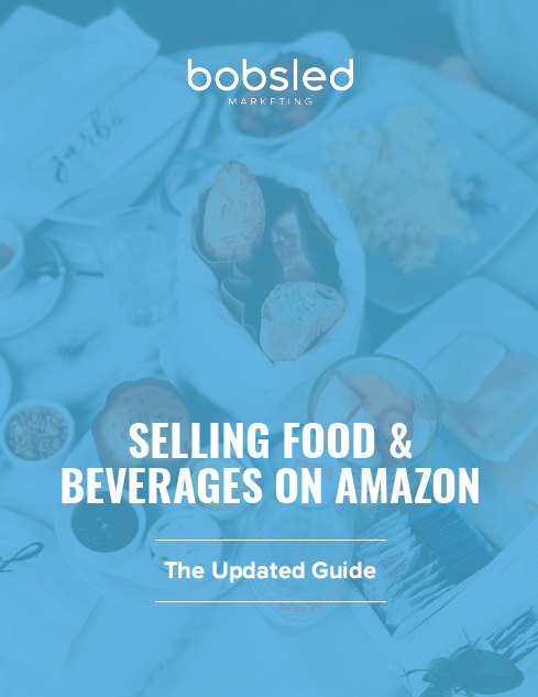 Selling Food and Beverages on Amazon