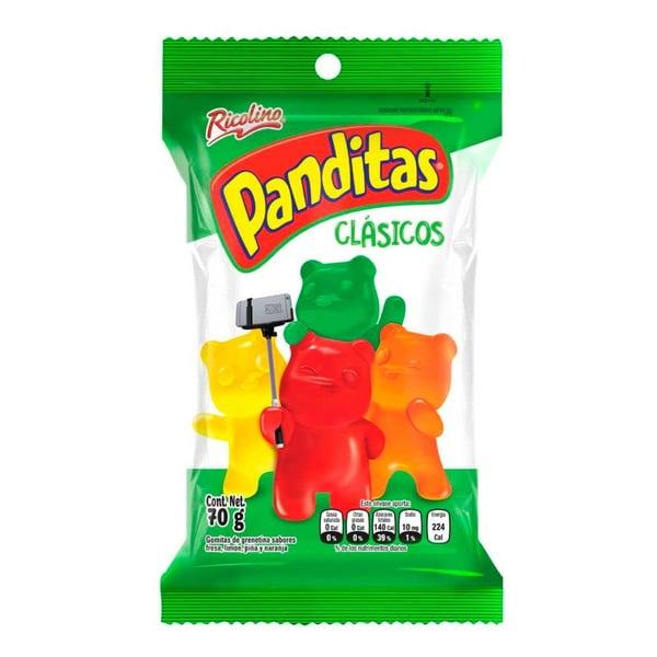 Panditas Gummies Barcel
