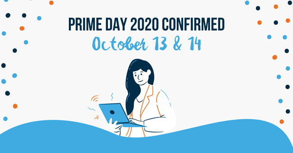 Prime Day Confirmed