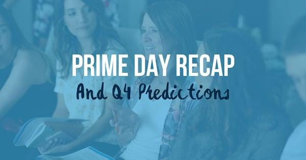 Prime Day Recap NL