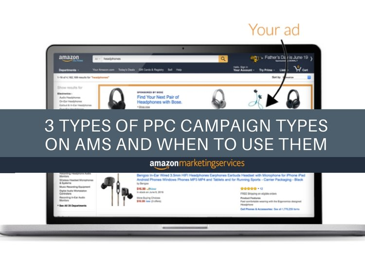 PPC Campaign Types