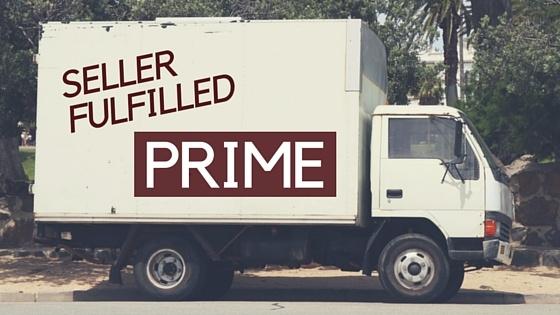 Seller Fulfillment Prime