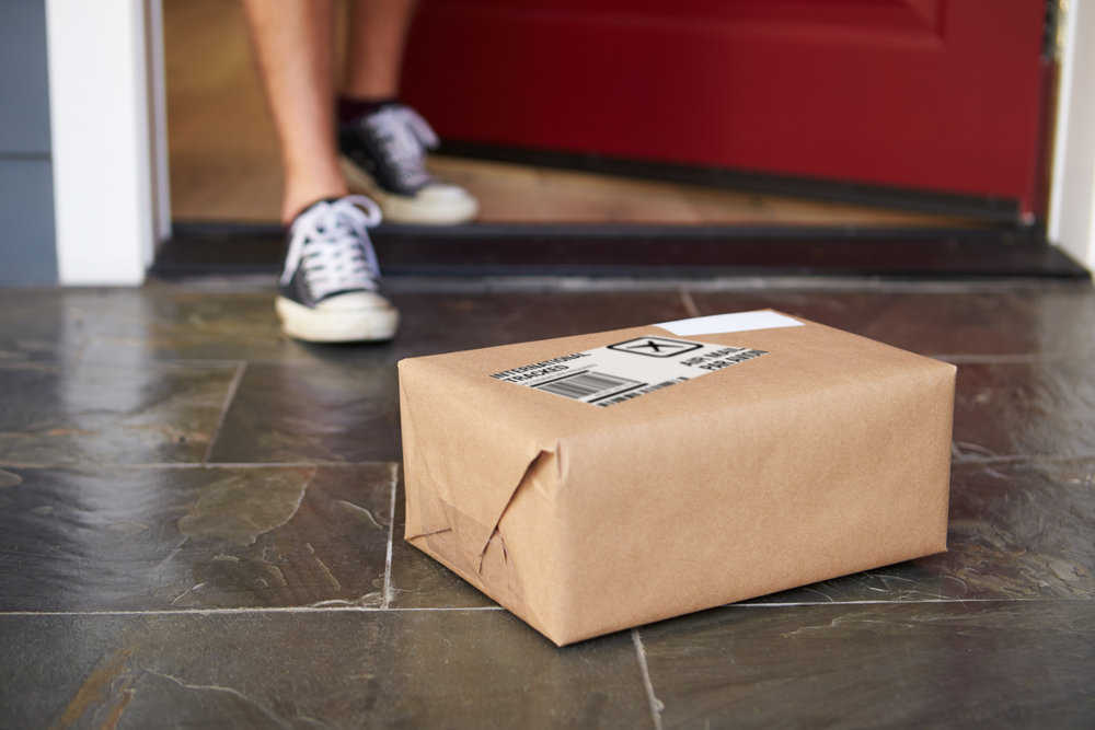 Package theft issues